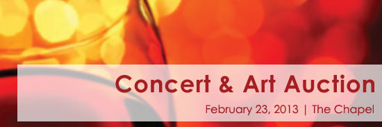 Concert & Art Auction | American Chamber Chorale