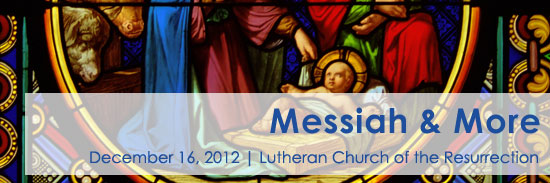 Messiah & More | American Chamber Chorale